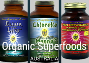 about organic superfoods